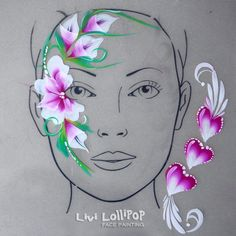 Planning a party? Hire Livi Lollipop the Face Painting Fairy to entertain the children. Girls can become fairies and princess, boys can be pirates, monsters, tigers - kids can fulfill their imagina…