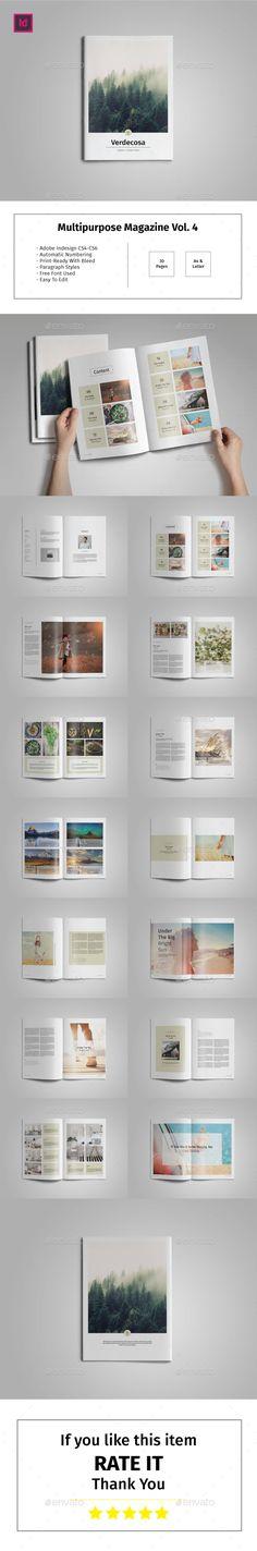 Multipurpose Magazine Template Vol.IV - Magazines Print Templates Download here : https://graphicriver.net/item/multipurpose-magazine-template-voliv/18315626?s_rank=149&ref=Al-fatih