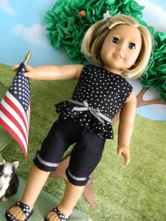 American Girl doll clothes 18 doll clothes doll by SewCuteJune