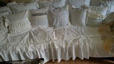 Sofa-Spitzen-Decke