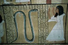 Tomb Of Inherka | Paintings and Hieroglyphics in Egyptian Tomb - CJ003319 - Rights ...