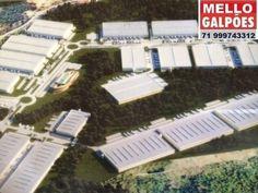 condomínio de galpões com plataforma multimodal para logística ou indústria, galpões entre 2.000 m2 a 60.000,00 m² construídos, com localização estratégica.