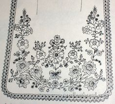Folk Embroidery - a Great Pattern Book! Hungarian Embroidery Apron Folk Embroidery - a Great Pattern Book! Hungarian Embroidery ApronHungarian Embroidery ApronFolk Embroidery - a Great Pattern Book! Hungarian Embroidery, Folk Embroidery, Learn Embroidery, Embroidery Patterns Free, Ribbon Embroidery, Embroidery Designs, Indian Embroidery, Modern Embroidery, Custom Embroidery