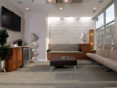Local Dentist Offices Waiting Room Decor Design Office Rooms