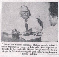 Portal de Memórias de Barra de São Miguel - PB : 1961 - A luta pela emancipação política de Barra d...