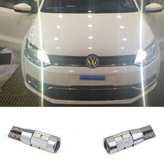 2X Car T10 w5w Larghezza 5630SMD 10LED luce Della Lampada per Volkswagen VW Passat B5 B6 MK5 MK6 Golf 5 6 GTI