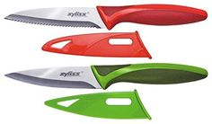Zyliss Set of 2 Paring Knives Knife Set -- Check out the image by visiting the link.