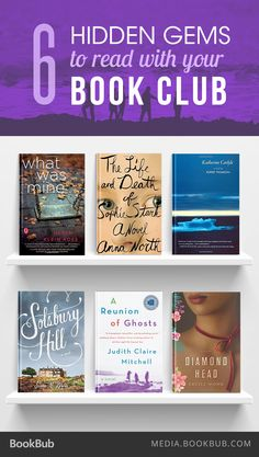 Need a new pick for your book club? These brilliant novels are just the cure.