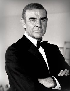 Sean Connery is James Bond in NEVER SAY NEVER AGAIN (1983).