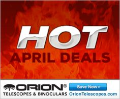 Savings are heating up at Orion! With winter chills fading into memory, make the most of warmer April nights and take advantage of great deal on Orion products! Don't delay, shop before these deals burn up! Orion Telescopes, Live In The Now, Binoculars, Winter, Shop, Products, Winter Time, Beauty Products