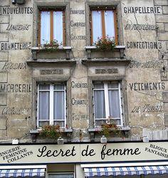 Paris, but of course