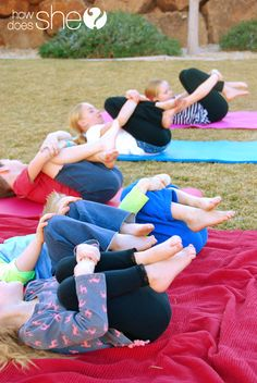 So many good ideas to help your children stay active! Link includes: relay ideas, games, snacks, and even good yoga poses for kids (sometimes it's good for them to hold still and think too!)