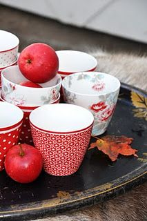 GreenGate Smeg Kitchen, Kitchenware, Tableware, Simply Red, Pip Studio, Sweet Cherries, Relax, Cath Kidston, Shades Of Red
