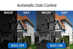 Automatic Gain Control (AGC) is a type of technique that compensates the video signal when it falls below or exceeds a specific value. Visit our website: https://goo.gl/T1pyFh