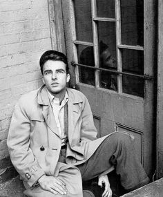 Friday Glam Spam: Montgomery Clift | Garbo Laughs