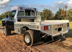 Truck Flatbeds, Truck Bed, Pickup Trucks, Dodge Diesel, Diesel Trucks, First Gen Cummins, Welding Beds, Custom Trucks, Bodies