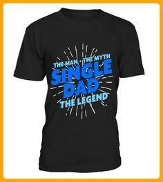 Father 1 Single Dad The Legend - Shirts für singles (*Partner-Link)