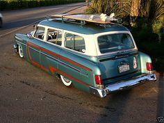 1954 Mercury appreciated by Motorheads Performance