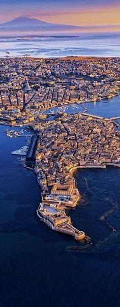 Syracuse, Sicily, Italy