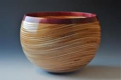 Would make an awesome fruit bowl if edges were lower and bowl was wider. Hope to get my skill to this level so that perfection can be achieved.