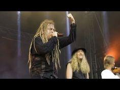 Korpiklaani at Masters of Rock in 2014: Ievan Polkka, Rauta and Sumussa Hämärän Aamun