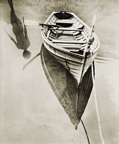 "melisaki: "" Canoe photo by Minayoshi Takada, 1950 "" Japanese Photography, Vintage Photography, Portrait Photography, Amazing Photography, Photo D Art, Photoshop, Black And White Abstract, Great Shots, Picture Show"
