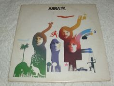 ABBA THE ALBUM Vinyl Record *Free Shipping in the US* 1977 SD 19164