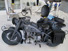 BMW R-75 Motorcycle/Sidecar 1944