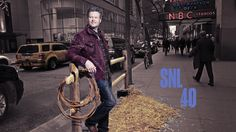 Blake Shelton Bumper Photos