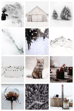 Moodboard by LeaBo @levaochbo Winter