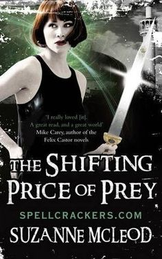 Book Chick City | Reviewing Urban Fantasy, Paranormal Romance & Horror | REVIEW:The Shifting Price of Prey by Suzanne McLeod (click for review)