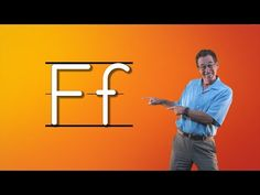 Learn the letter F. This Alphabet song in our Let's Learn About the Alphabet Series is all about the consonant f Your children will be engaged in singing, li. Phonics Song, Alphabet Phonics, Preschool Letters, Learning Letters, Alphabet Activities, Phonics Videos, Class Activities, Alphabet Video, Alphabet Songs