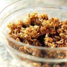 Crunchy Hemp Granola Ingredients      1 1/4 cups Manitoba Harvest Hemp Hearts     4 cups Rolled Oats     3/4 cups Shredded Coconut    ...