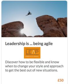 New online Leadership Development Programme