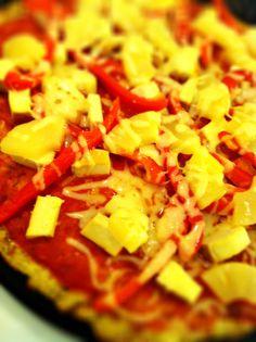The Secret Life of Cauliflower (pizza crust, garlic fingers, fried rice and whipped potatoes) | Amy Layne Paradigm Blog