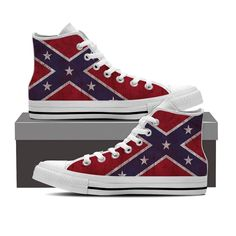 Confederate Shoes