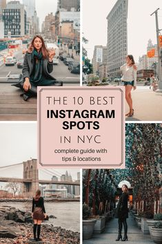 The 10 Best Instagram Spots in NYC