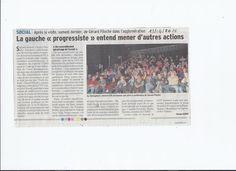 Le journal de BORIS VICTOR : Motion de socialistes de ROUSSILLON ( Isère 38) : ...