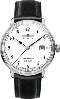 Zeppelin Inspiration ZE7046-1 Men's Made in Germany | Your #1 Source for Watches and Accessories