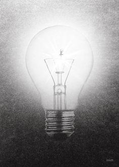 Elektricitet - Poster 30x42cm