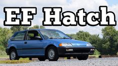 1991 Honda Civic ED6 EF Hatch: Regular Car Reviews #Honda #civic #hondacivic #hondalife #hondalove #car