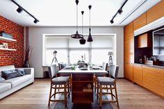 "[Interior] Un espacio de ""paso"" a modo de Loft de 33 m² – Virlova Style"