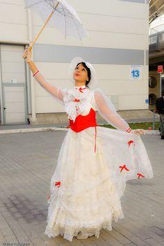 Mary Poppins ~LarsVanDrake