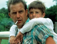"Kevin Costner and T.J. Lowther,  ""A Perfect World"", 1993"
