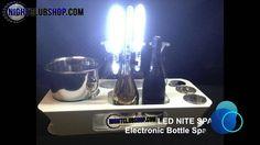 NITESPARX   LED BOTTLE SPARKLER   LED NITESPARX   NIGHTCLUBSHOP VID