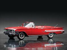 1960 Chevrolet Impala Coupe wallpaper