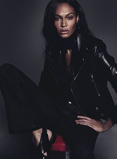 joan smalls by todd barry for sunday style august 2015