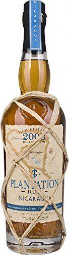 Plantation Nicaragua 42% - 0,7 Liter Old Reserve Nicaragua Rum