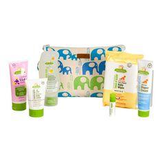 Apple & Bee/BabyGanics Gift Set #NEXTgiggleNURSERY