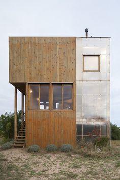 Casa Abierta,© Javier Agustín Rojas